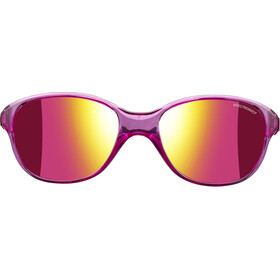 Julbo Romy Spectron 3CF Sunglasses Kids 4-8Y Translucent Purple-Multilayer Pink